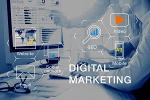What Is The Difference Between SEO and Digital Marketing