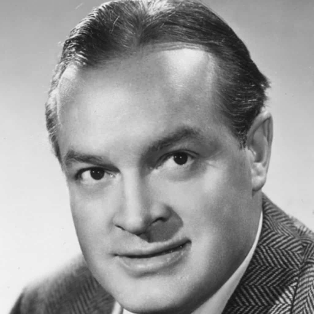 Bob Hope Principle form one of America's greatest comedians