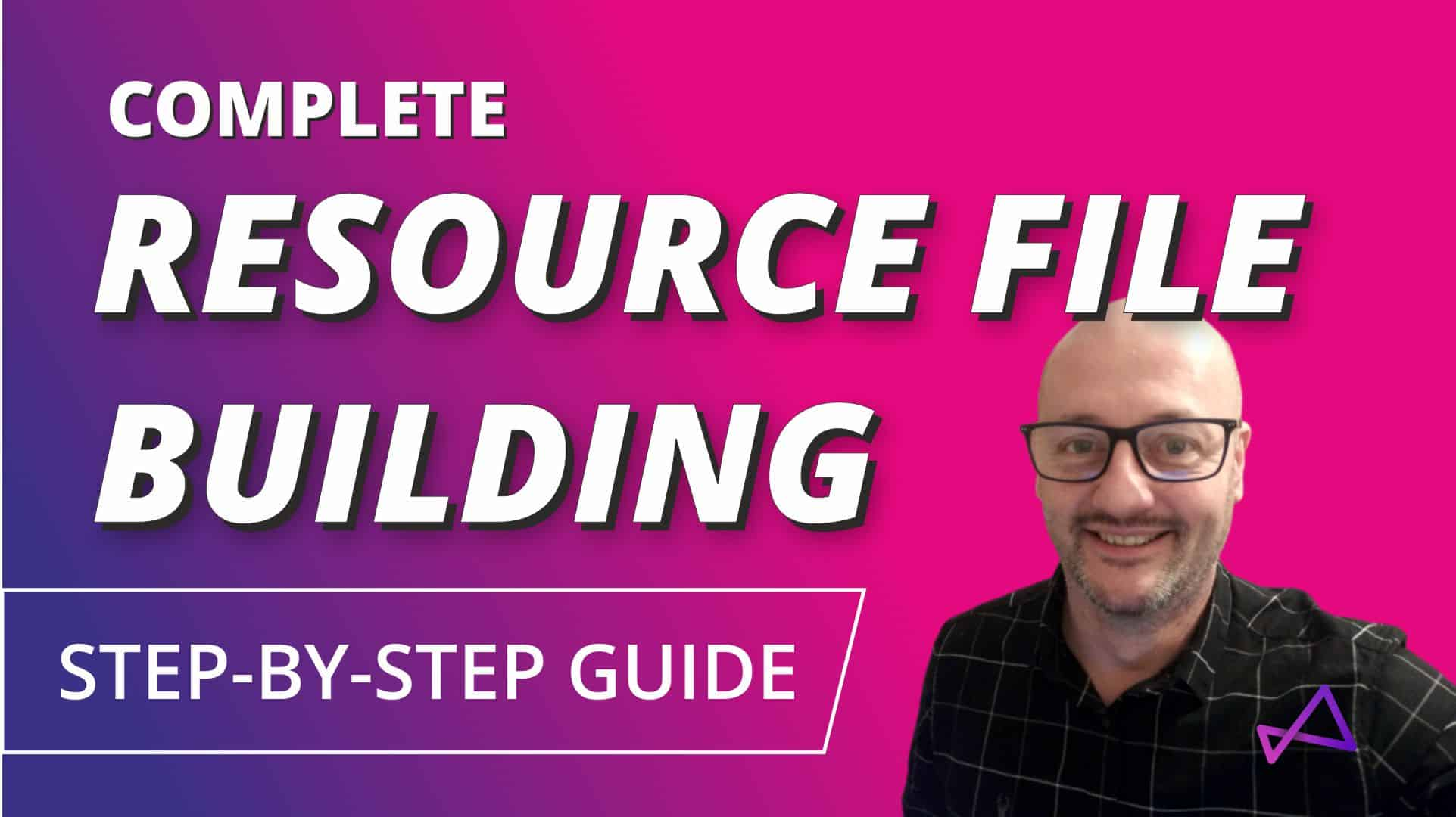 Resource Building File Series Card