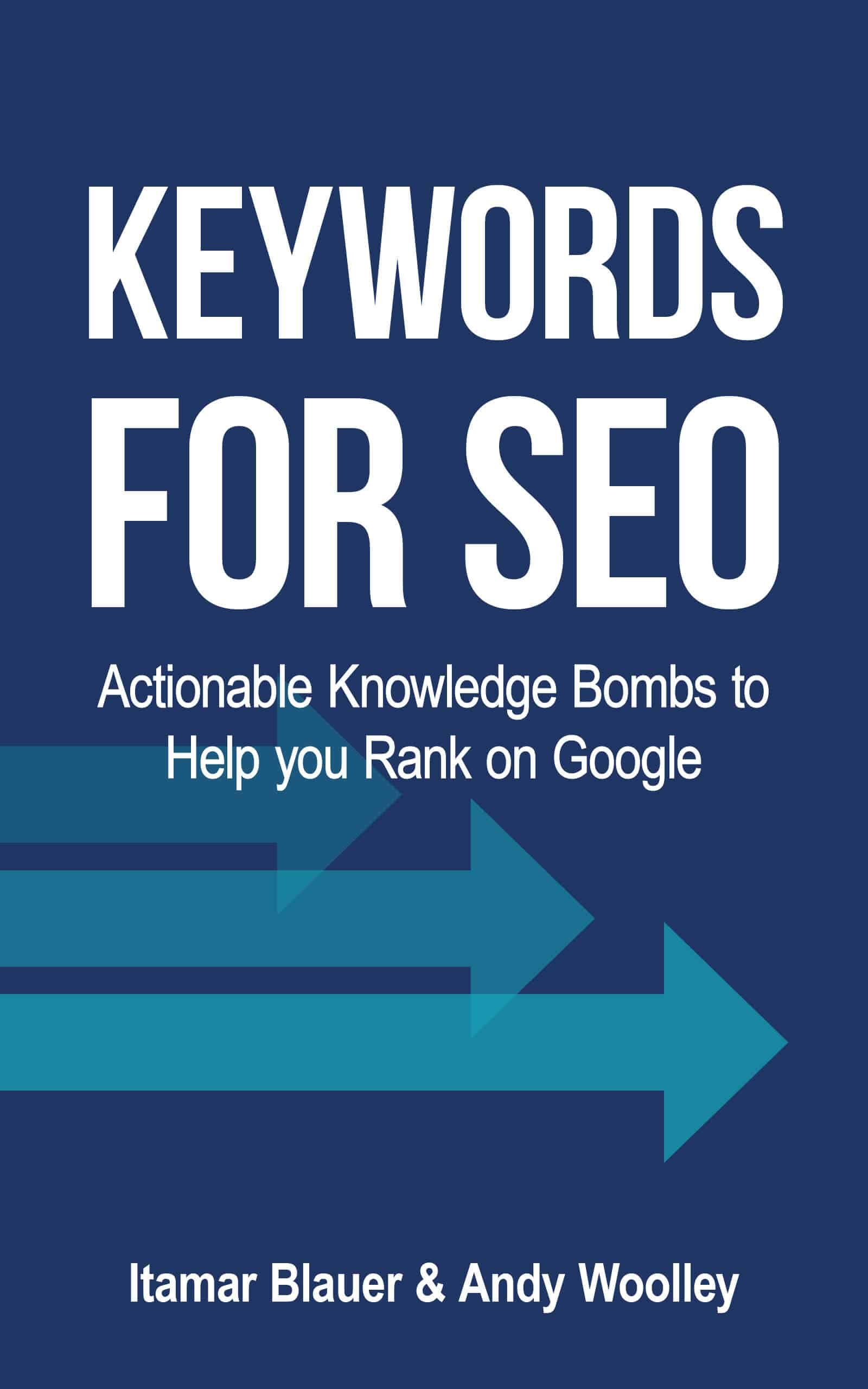 Keywords for SEO eBook by Andy Woolley